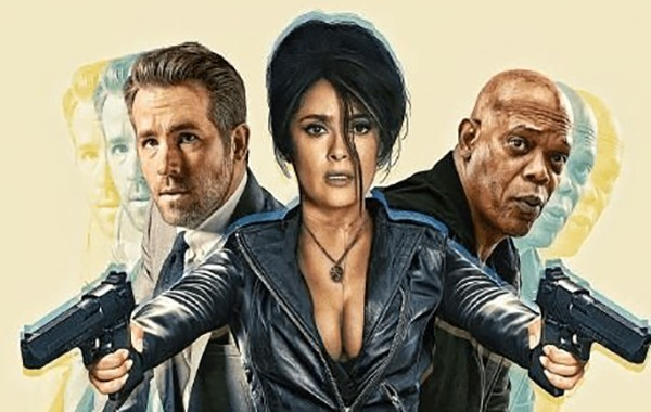 Video Review - Hitman's wife's bodyguard: WTF happened here !?