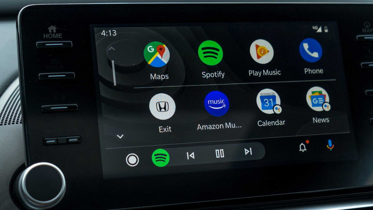 Samsung fixes a major Android Auto issue in the Galaxy S21 series