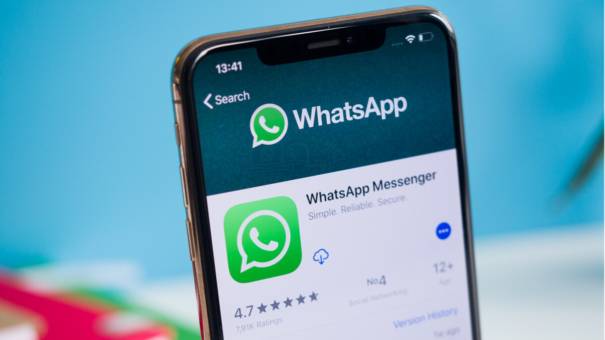 WhatsApp beta brings improvements to the archived chat experience on iOS