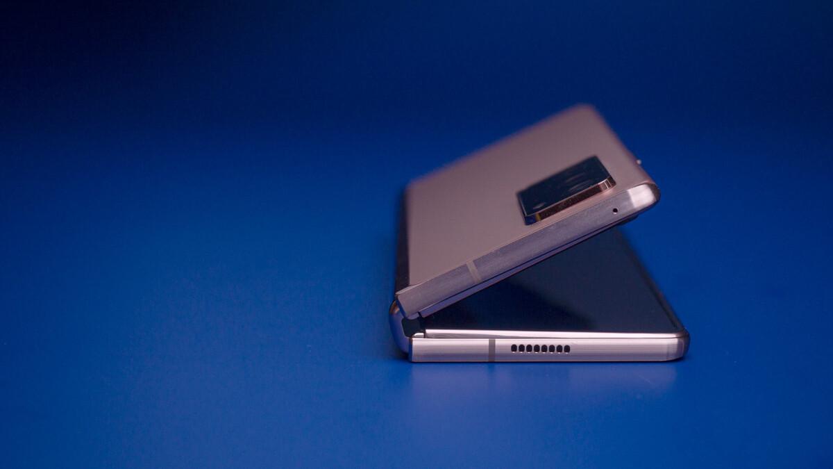 Samsung US will no longer sell the Galaxy Z Fold 2