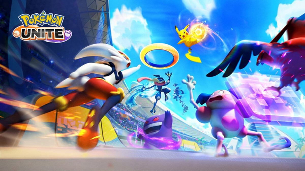 Pokemon Unite MOBA will be available for Android and iOS in September