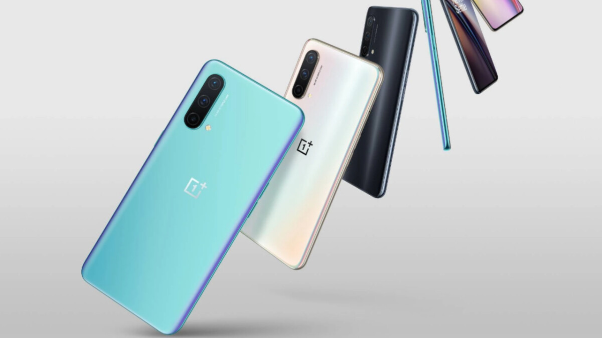 The first OnePlus Nord CE 5G upgrade adds screen and camera improvements