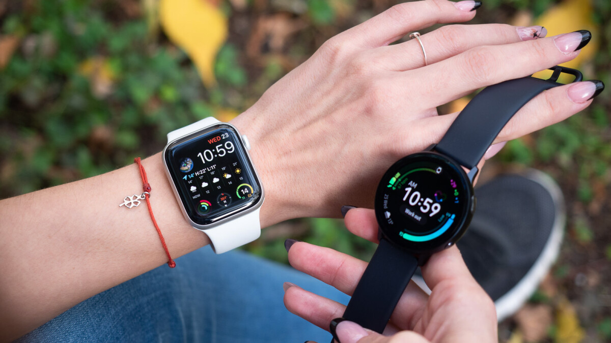 Apple and Samsung dominated the European consumer goods market in the first quarter