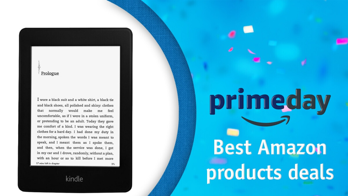 Amazon Prime Day deals with Amazon Kindle, Fire tablets and Echo speakers