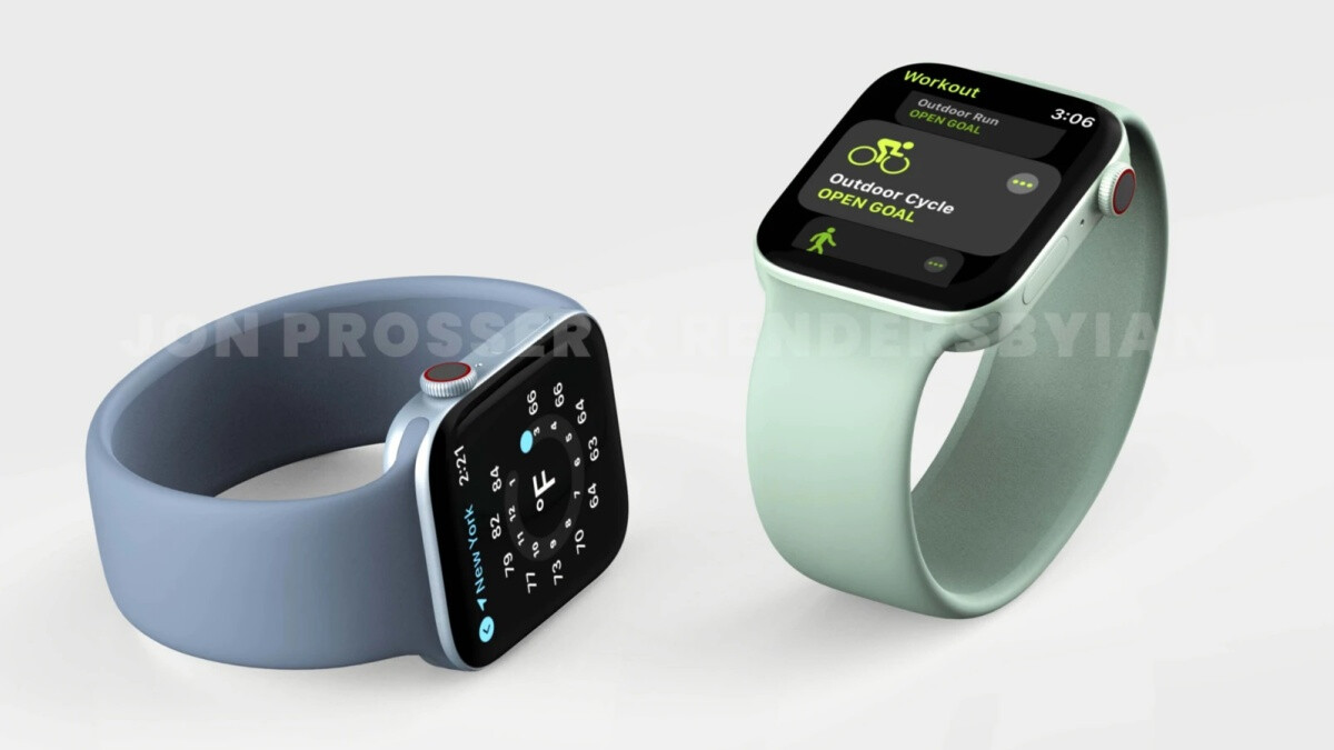 The Apple Watch Series 7 could use a new cool trick to extend battery life