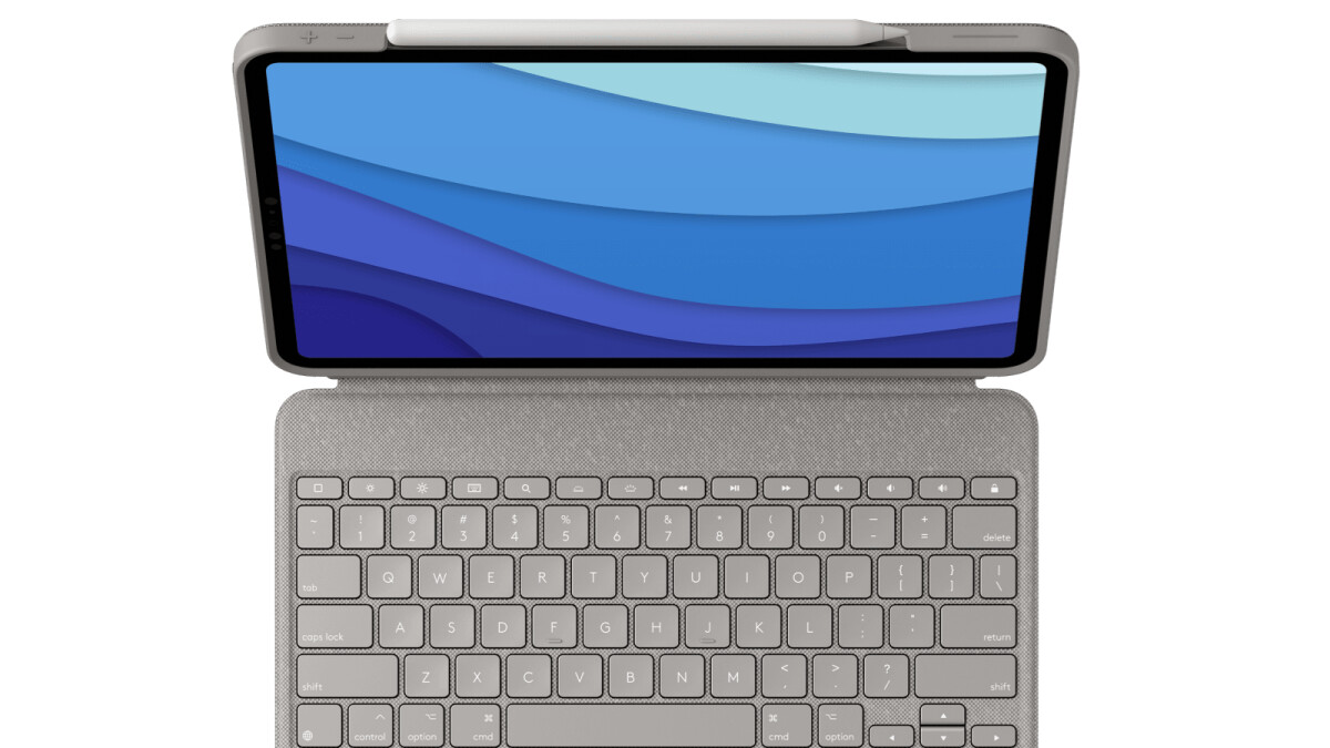 Logitech's Magic Keyboard Option Now Available for iPad Air (2020)