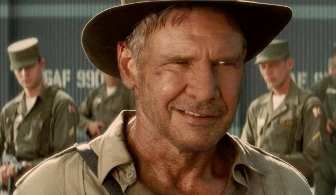 Indiana Jones and the three-month delay?  Harrison Ford's injury will postpone production until September