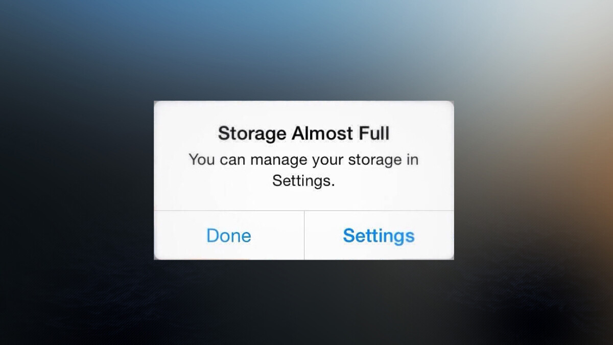 Poll: How much storage space do you need on your phone?