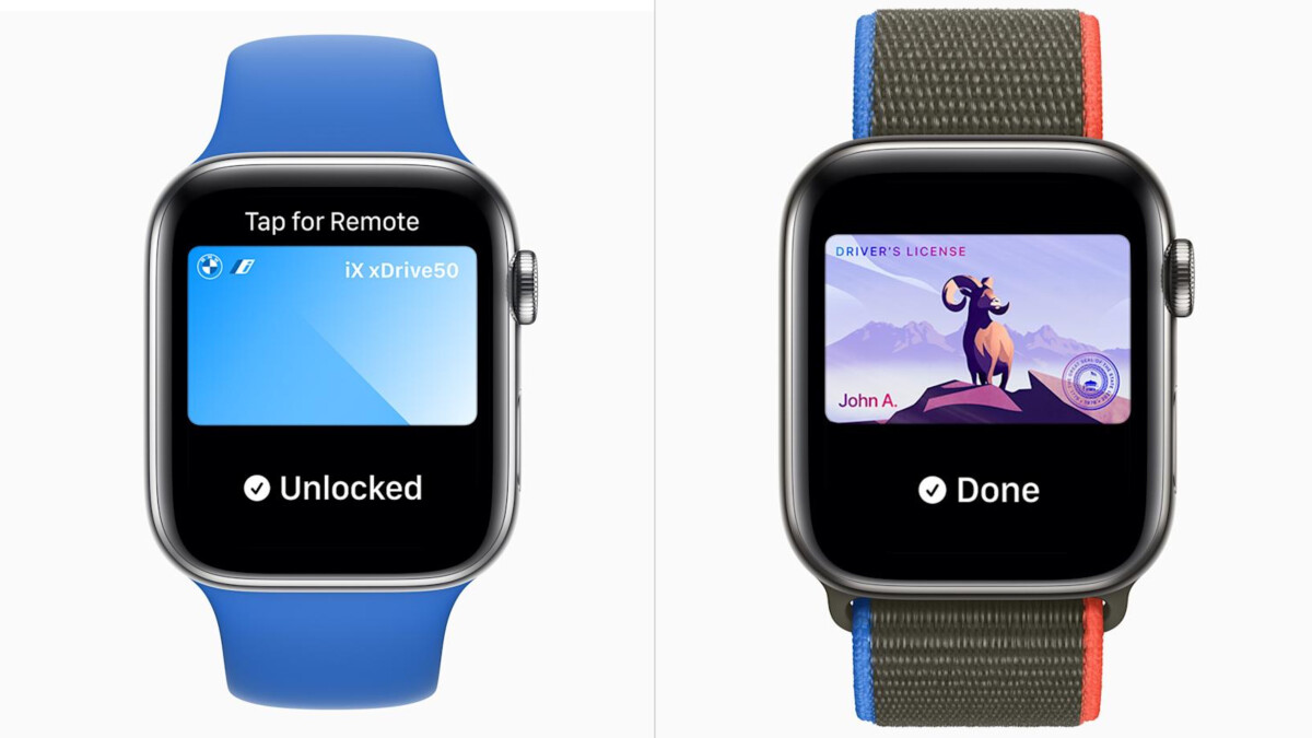 Apple's master plan to replace your wallet, documents, and keys with Apple Watch