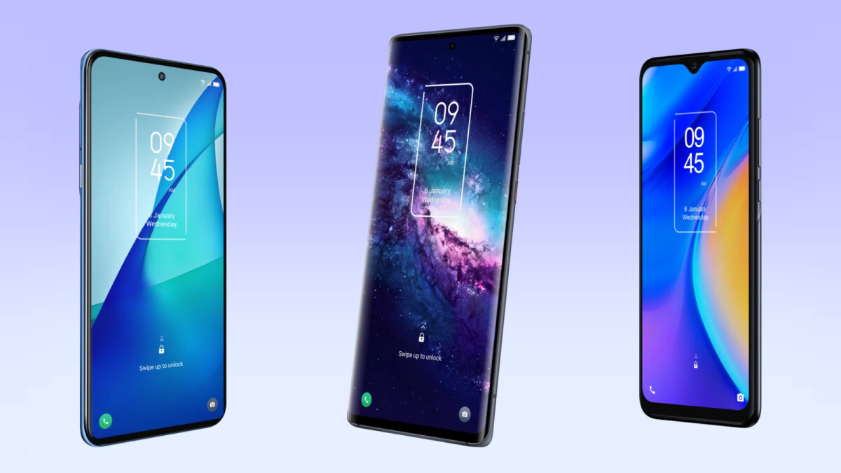 The new new TCL 20 series phones get pretty weak software upgrade promises