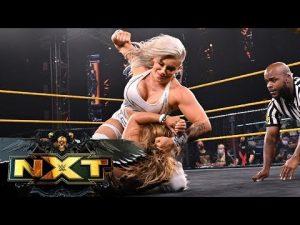 Franky Monet vs. Elektra LopezWWE NXT: June 22, 2021