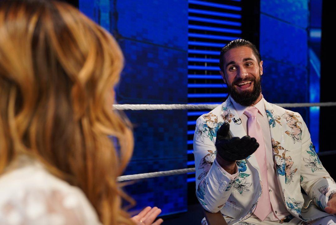WWE Women 🌈, ⭐ Kayla Braxton and Seth Rollins ⭐