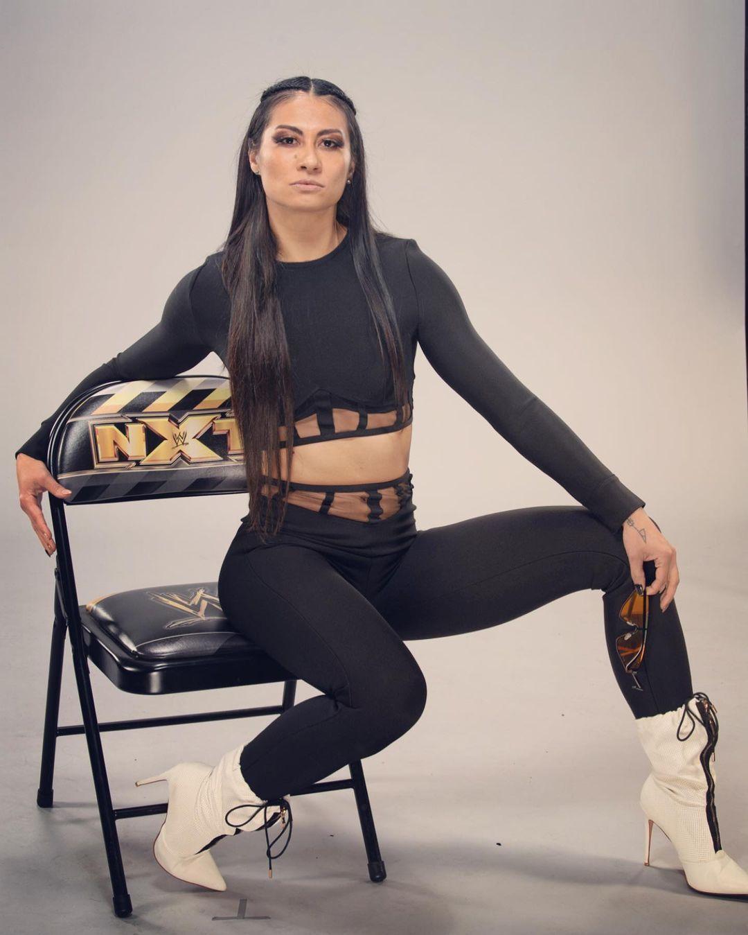 WWE Women 🌈, � Jessi Kamea �