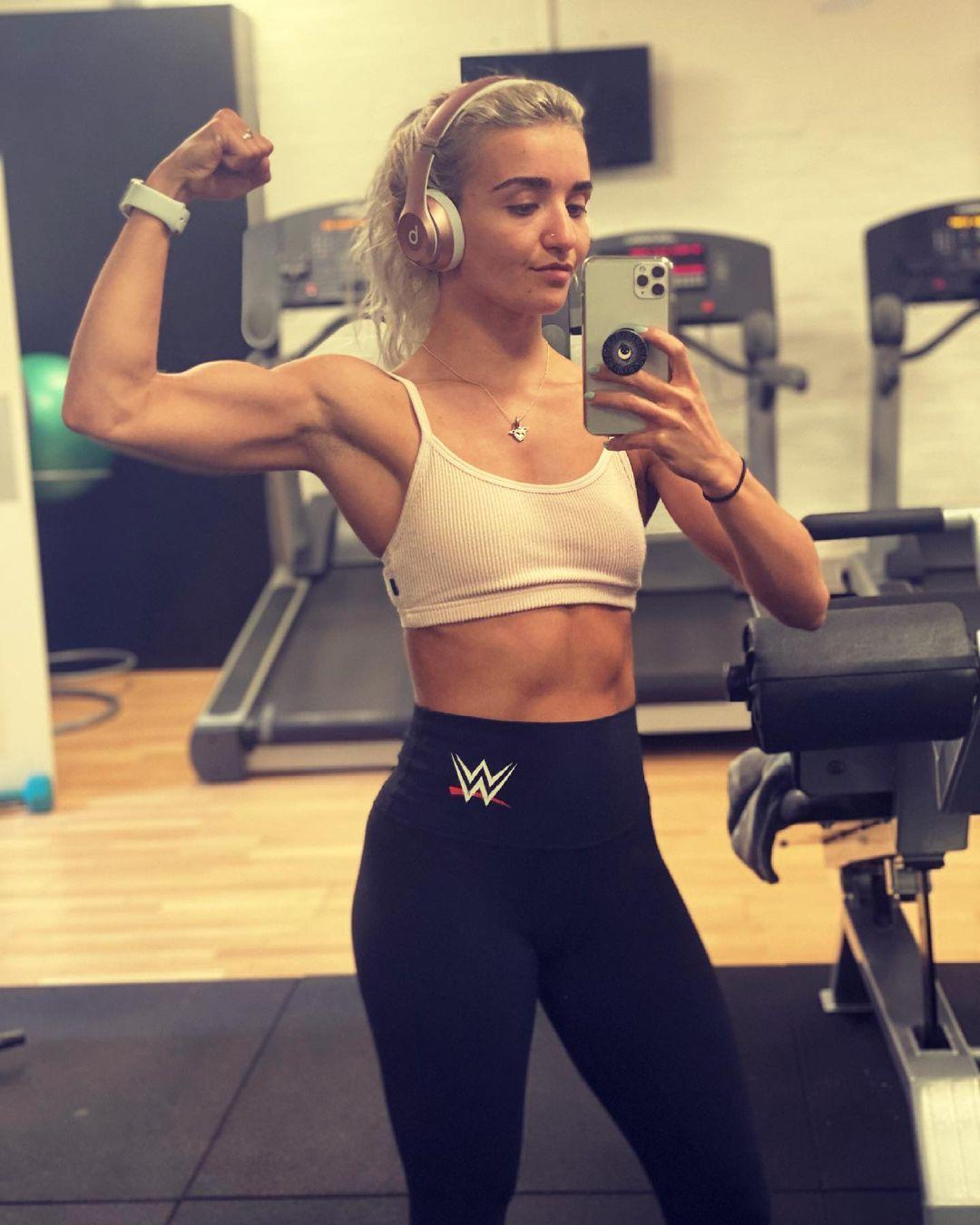 WWE Women 🌈, Xia Brookside 💋