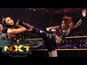 Mercedes Martinez vs. Amari Miller [fights off Xia Li]WWE NXT: June 8, 2021