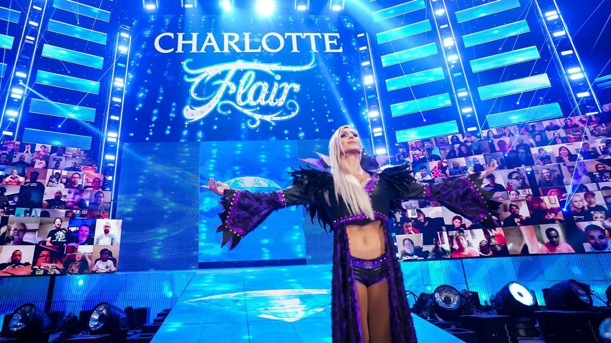 Rhea Ripley vs. Charlotte Flair - Raw Women's ChampionshipWWE Hell in a Cell ...