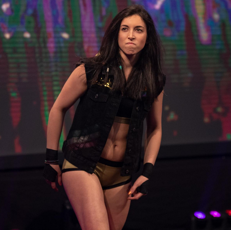 Stevie Turner vs. Laura Di MatteoWWE NXT UK: June 24, 2021 - Digital Data