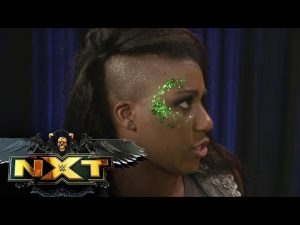 Ember Moon meets Raquel Gonzalez NXT TakeOver: In Your House -WWE NXT: June 1, 2021