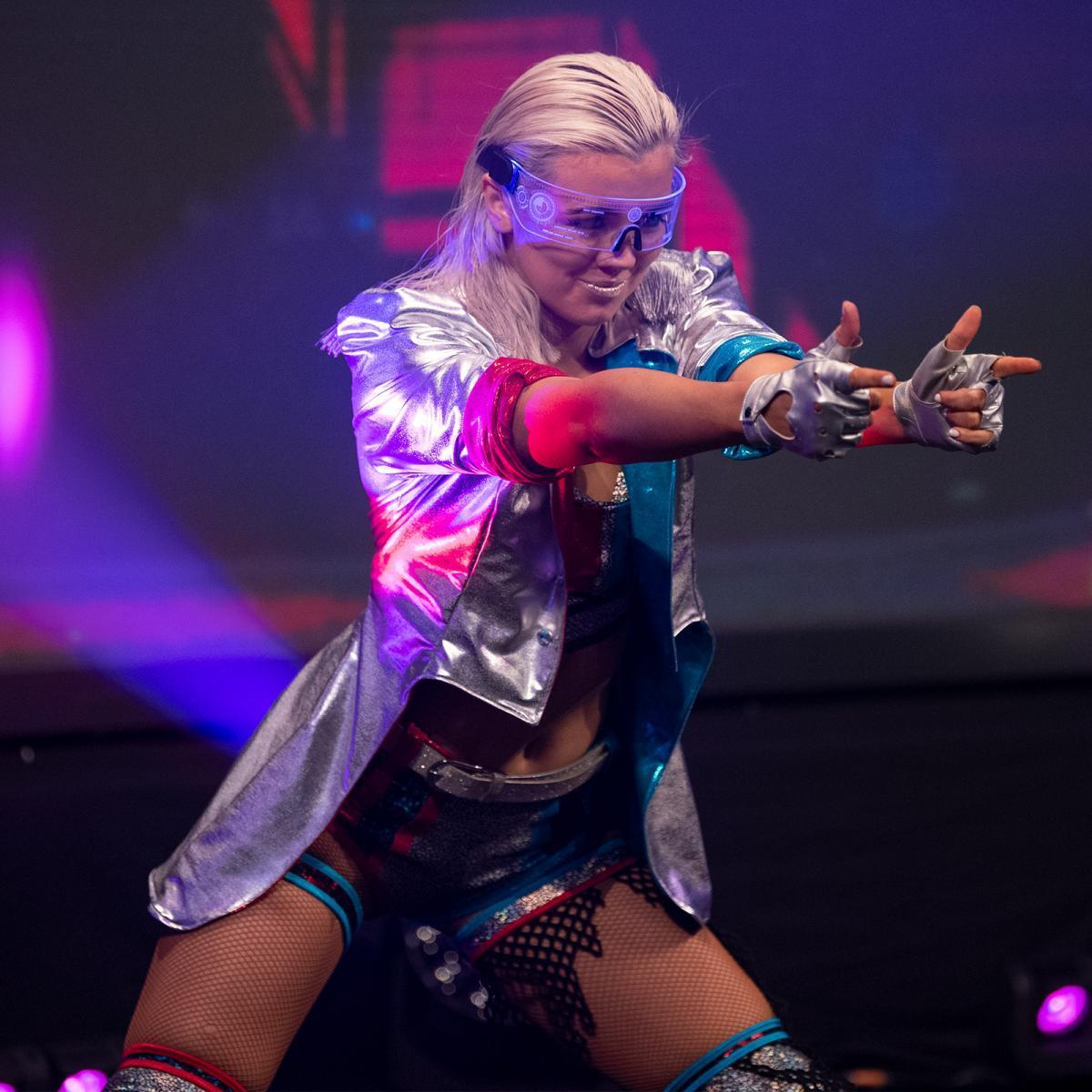 WWE Women, Stevie Turner: NXT UK 24.6.21