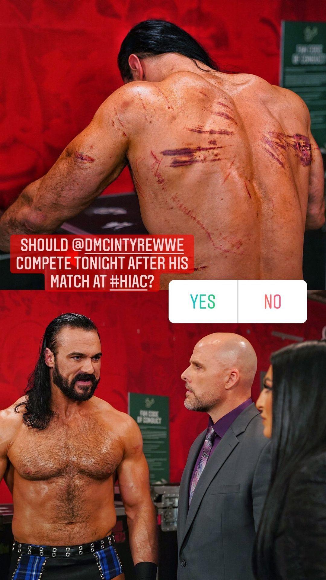 WWE Women 🌈, � Sonya Deville, Adam Pearce, Drew McIntyre �
