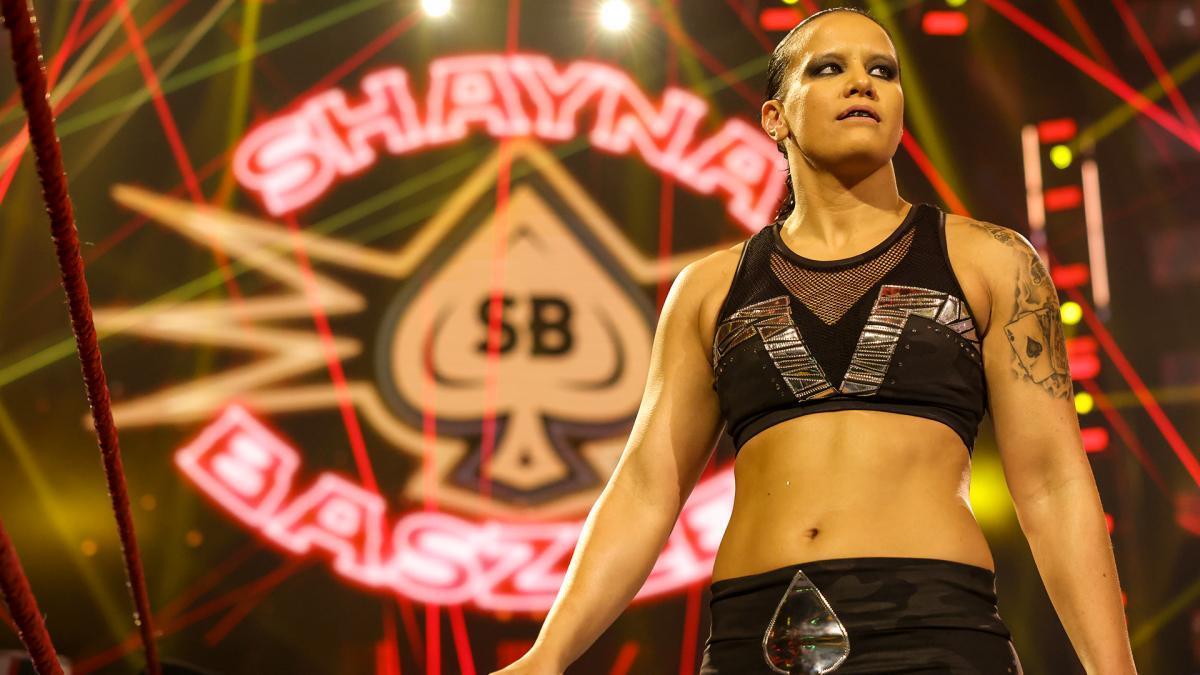 WWE Women, Shayna Baszler: Raw 31.5.21