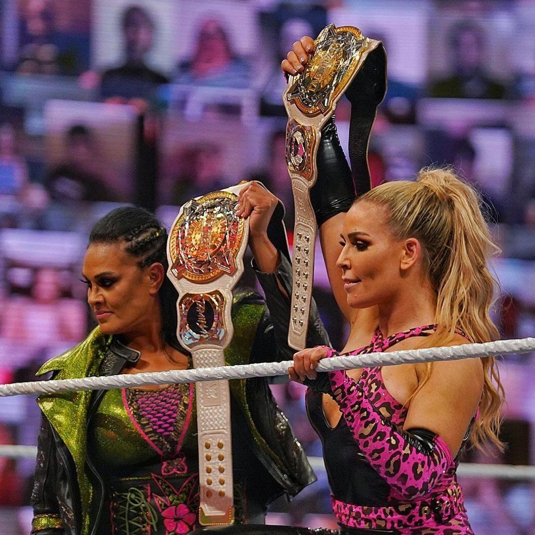 WWE Women 🌈, � Tamina and Natalya �