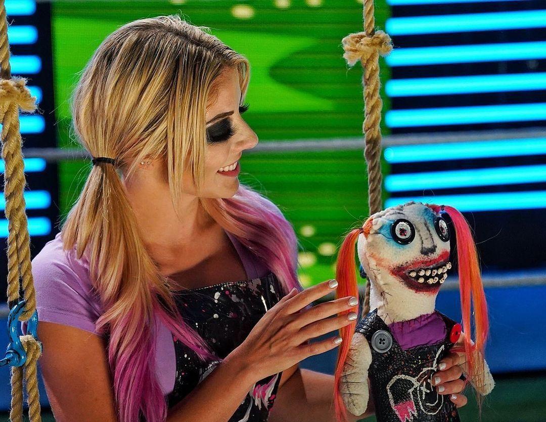 WWE Women 🌈, � Alexa Bliss �