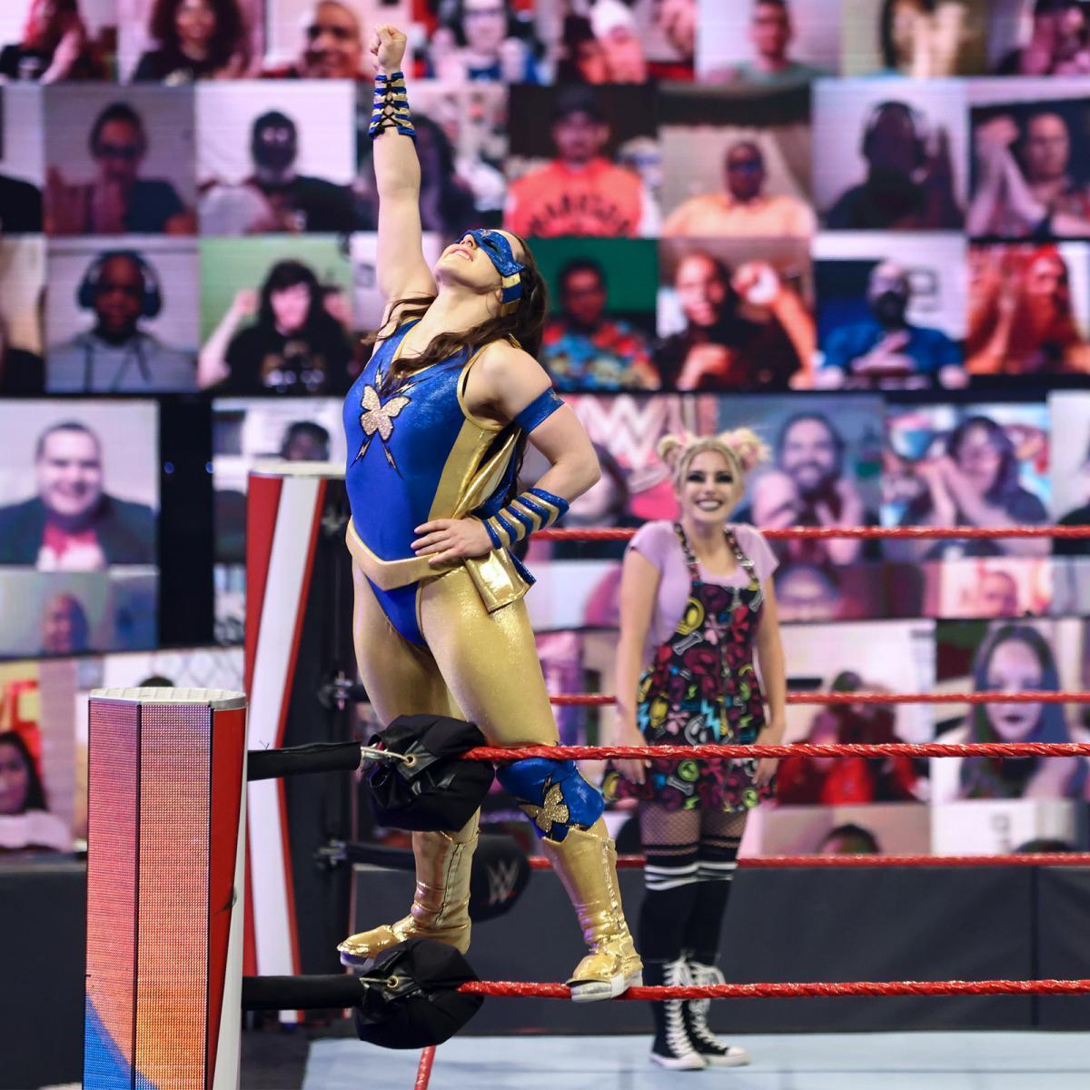 WWE Women 🌈, Nikki Cross and Alexa Bliss: Raw 21.6.21