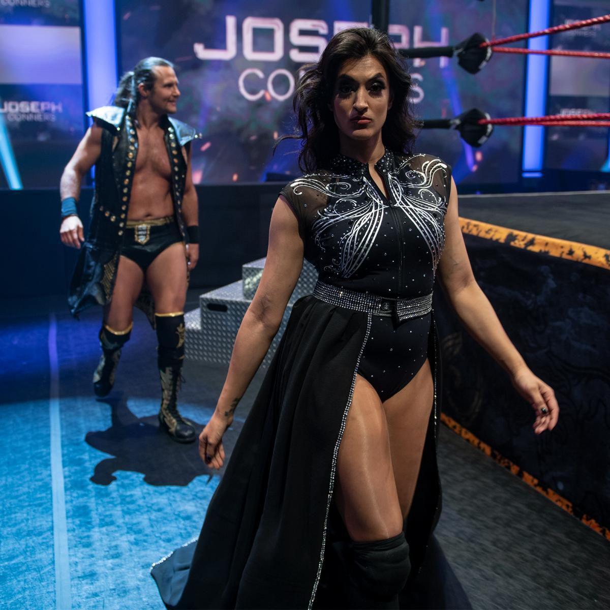 WWE Women, Jinny and Joseph Conners: NXT UK 17.6.21