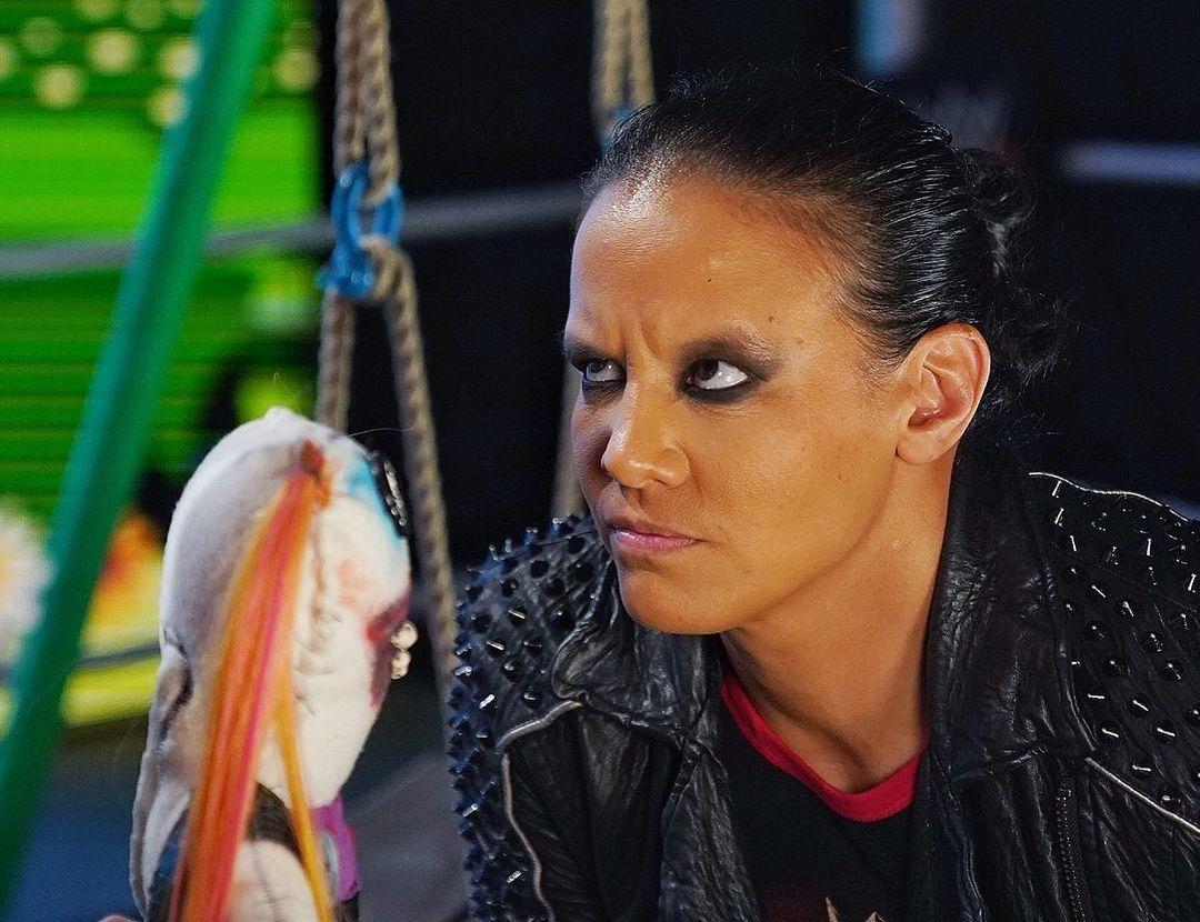 WWE Women 🌈, � Shayna Baszler �