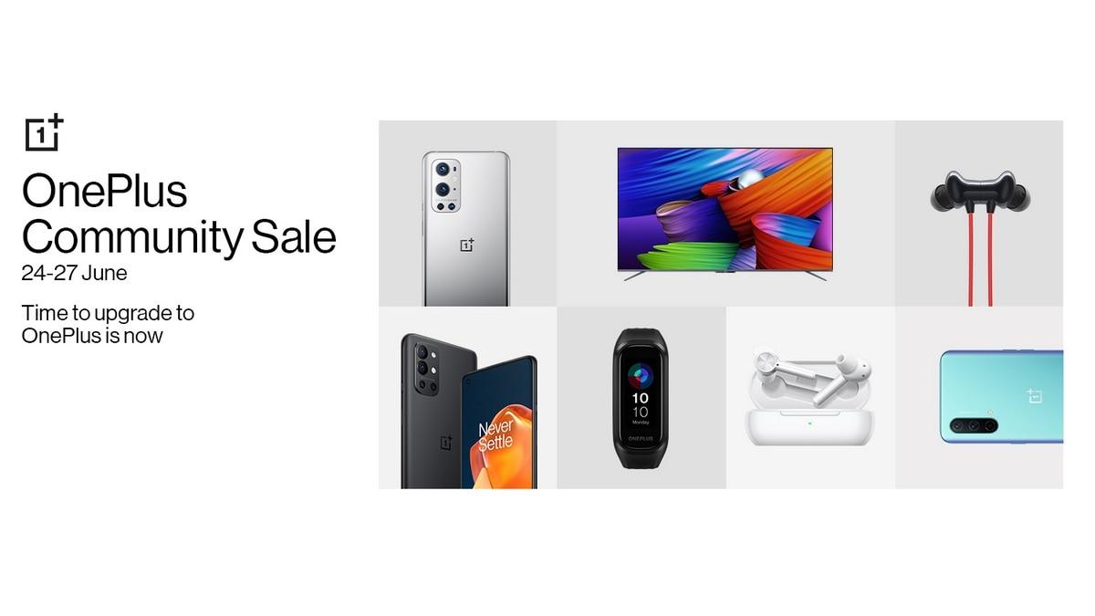 Amazon OnePlus Community Sales Brings Discounts on OnePlus Nord CE, OnePlus 9 Series, OnePlus TV Models, More