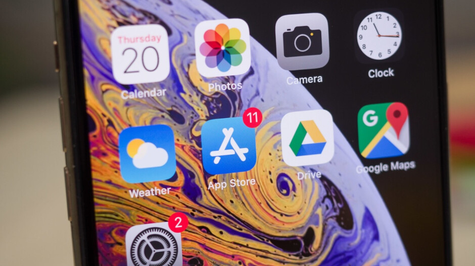 The App Store's billing and sales were a staggering $ 643 billion last year