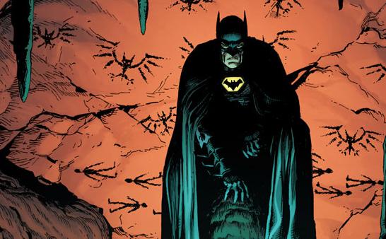 Cartoon Show - Batman: Earth One Volume 3