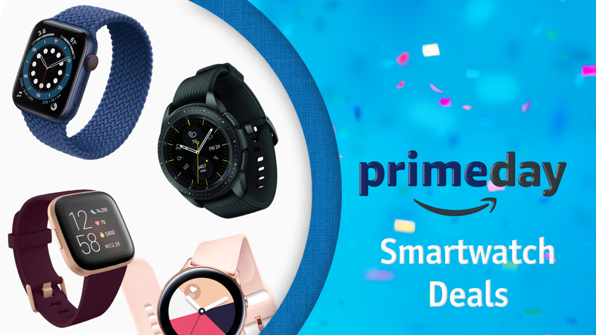 Top Amazon Prime Day watch deals: Apple Watch, Samsung Watch, Fitbit, Garmin and more