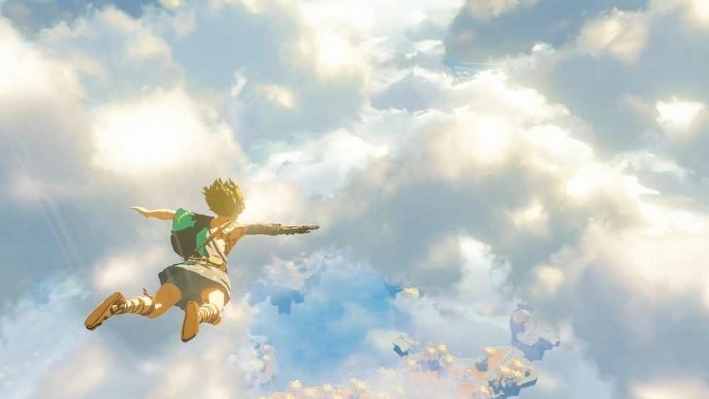 Breath of the Wild 2 footage debuted at E3 2021