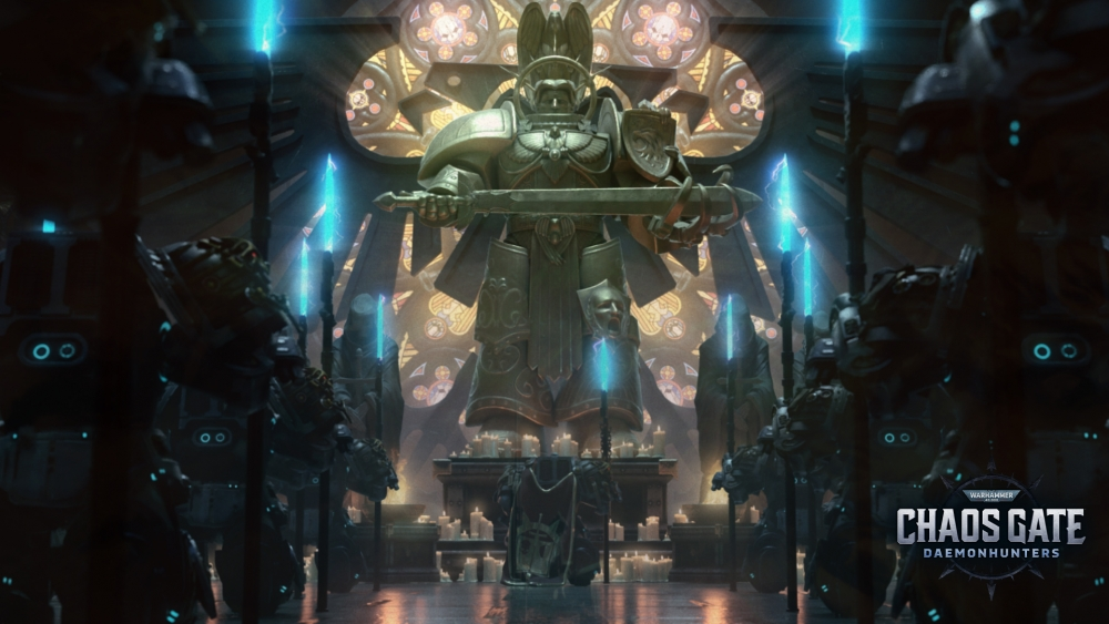 Frontier Foundry announces Warhammer 40,000: Chaos Gate