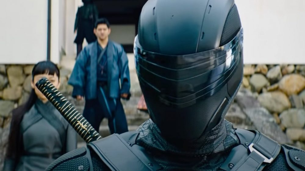 """Henry Golding faces """"Three Challenges of a Warrior"""" with new Snake Eyes: GI Joe Origins trailers"""