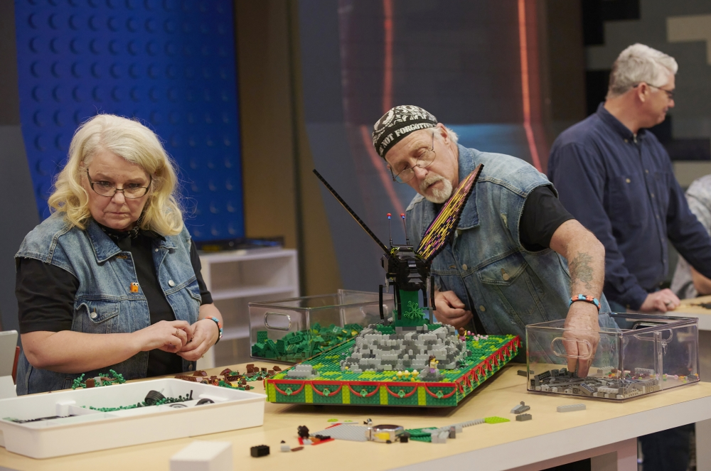 Exclusive Interview - LEGO Masters Season 2
