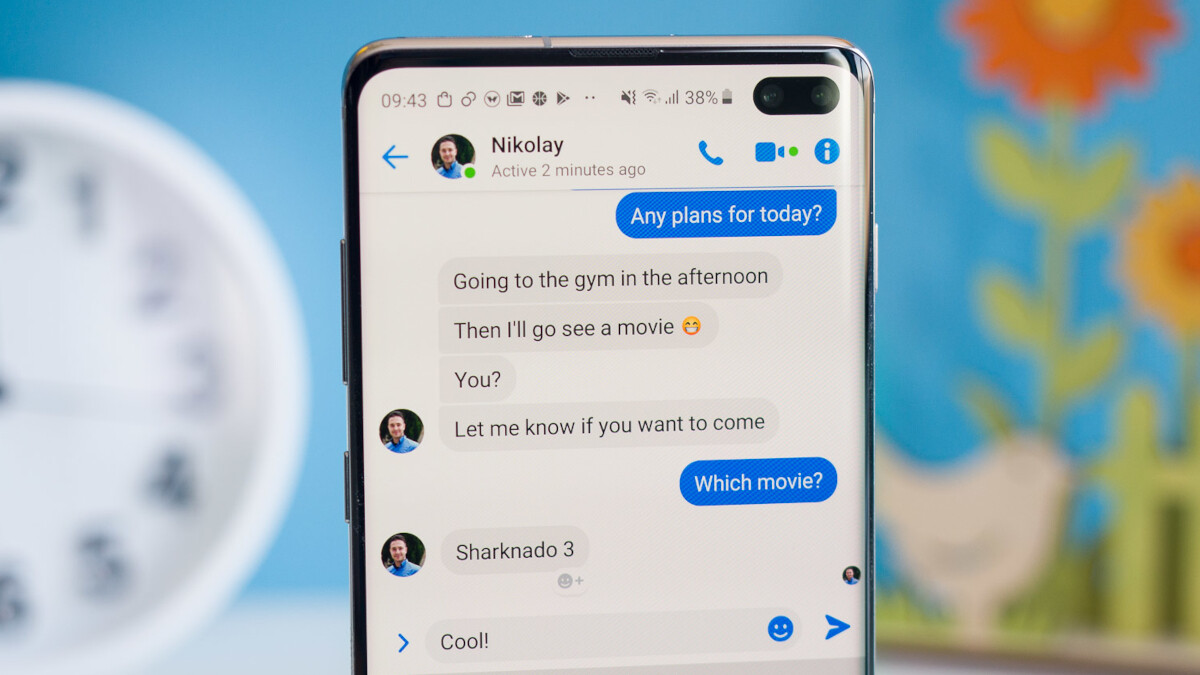 Facebook Messenger gets better dark mode settings in the Android app