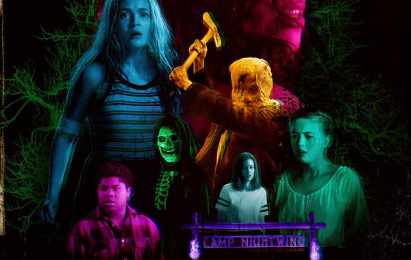 Netflix is distributing a new announcement and trailer to The Fear Street Trilogy magazine