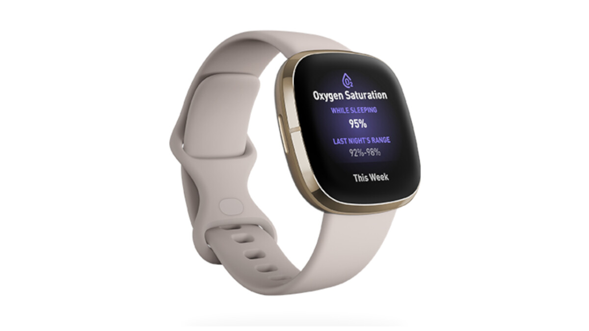 The Fitbit Sense and Versa 3 update adds SpO2 levels, audible Google answers