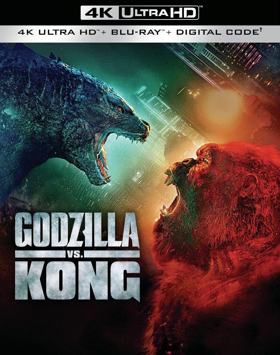 4K Ultra HD Review - Godzilla vs. Kong (2021)