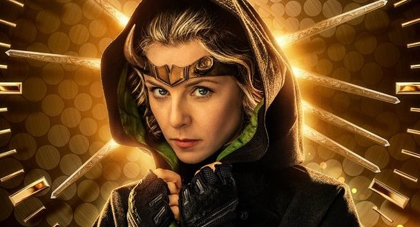 Sophia Di Martino's Lady Loki was introduced with a new Loki poster