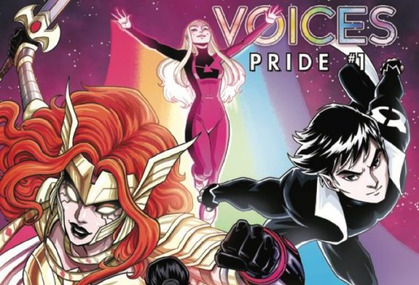 Comic Preview - Marvel's Voices: Pride # 1