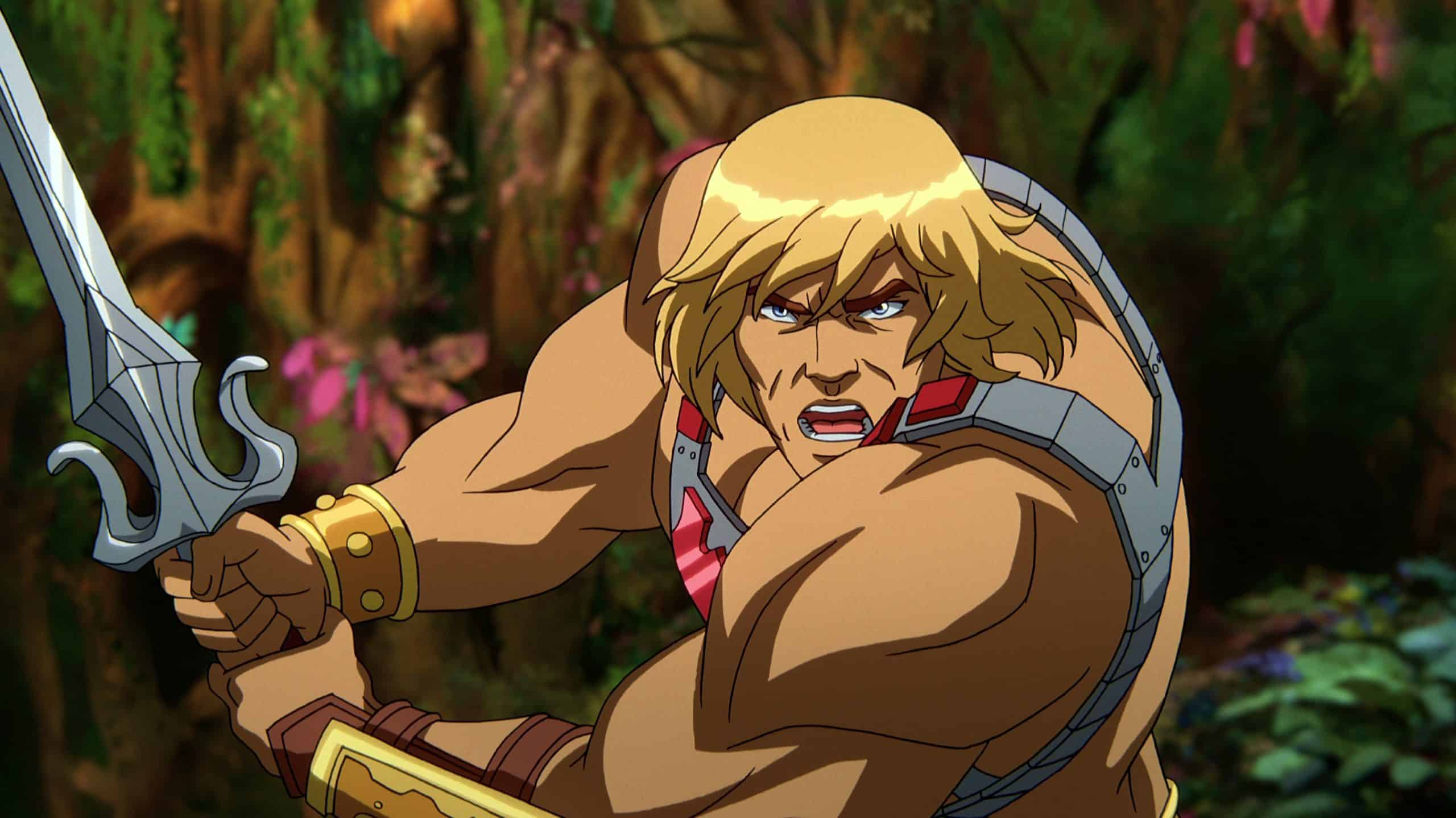 Call your master Kevin Smith's Masters of the Universe: Revelation trailer