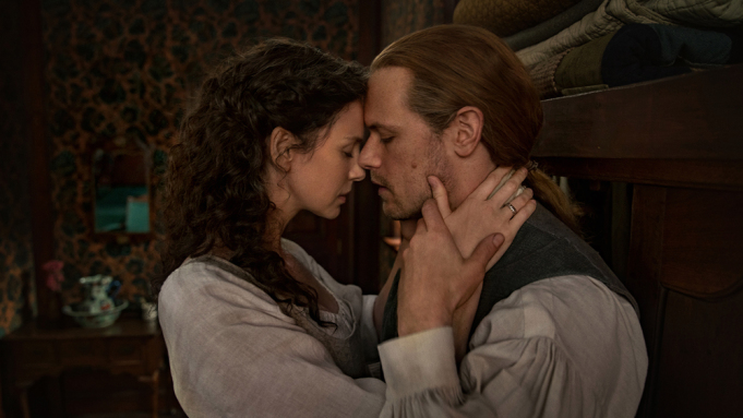 Outlander will return in 2022 for a shortened sixth season, followed by an extended seventh season