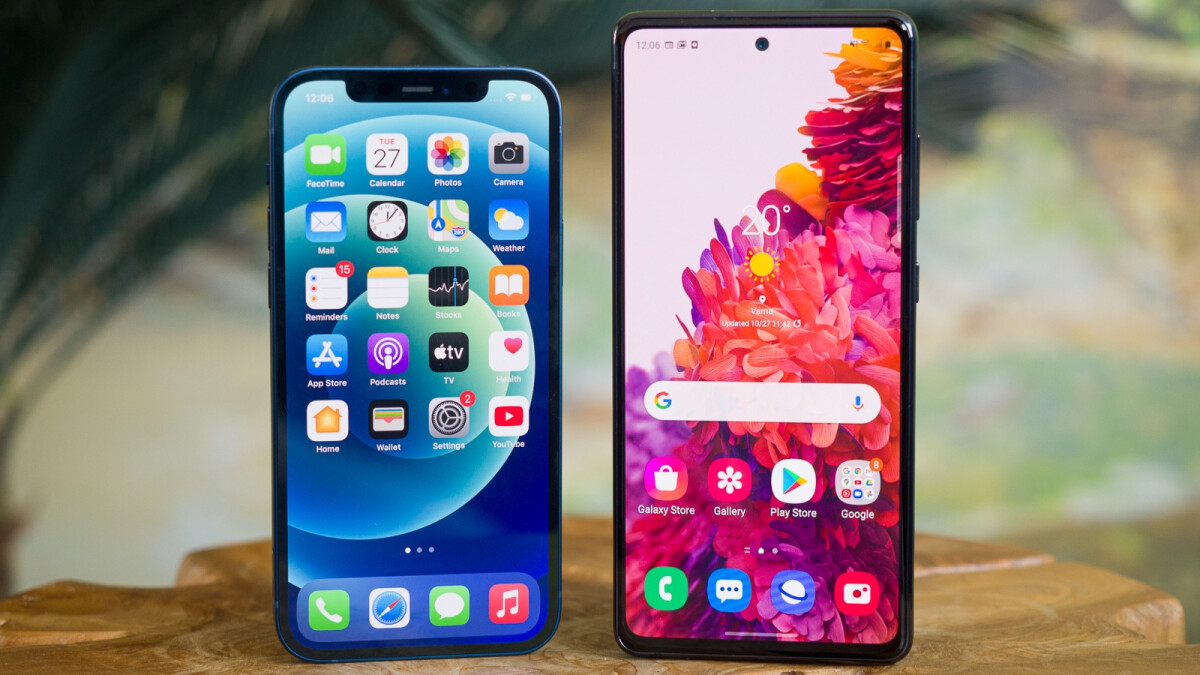 Phones with best battery life (2021)