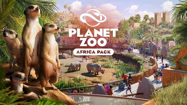 The Africa Pack plug-in is now available for Planet Zoo