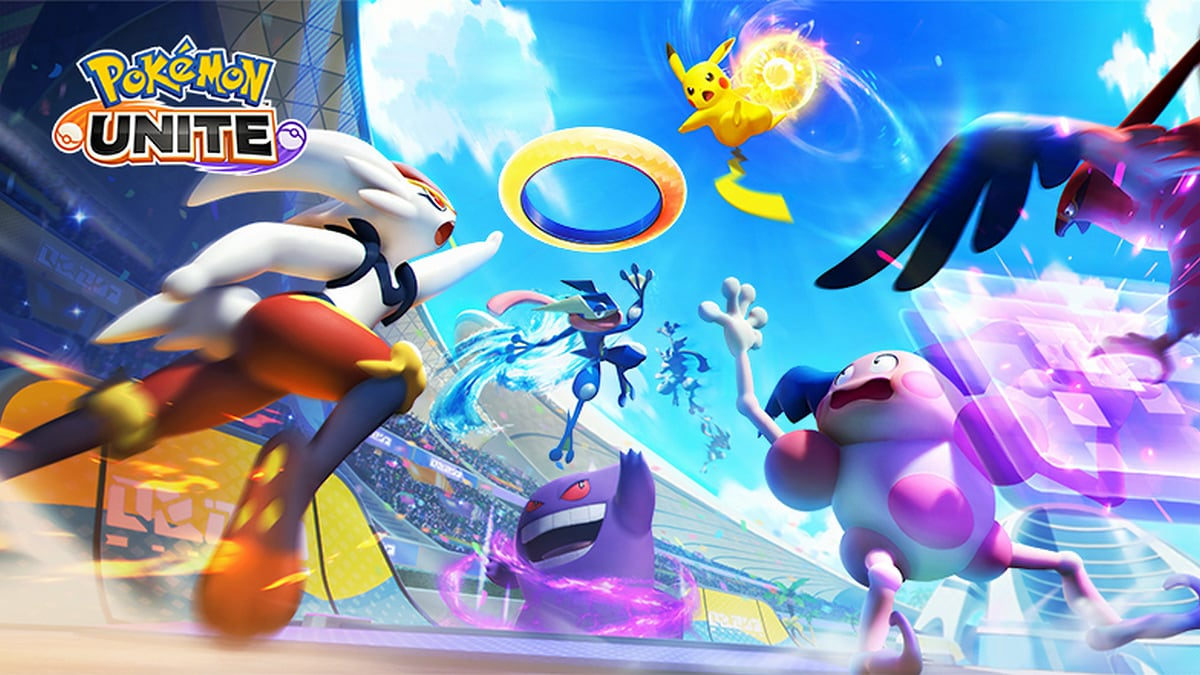 Pokemon Unite is a new MOBA game coming to the Nintendo Switch in July;  Android, iOS Release Series to September
