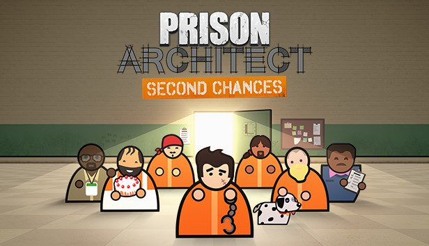 The Second Chances extension arrives for the prison architect